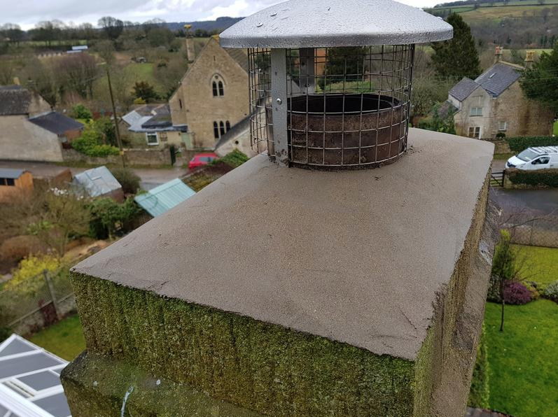 chimney repairs cotswolds
