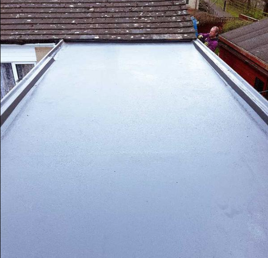 flat roofing cirencester