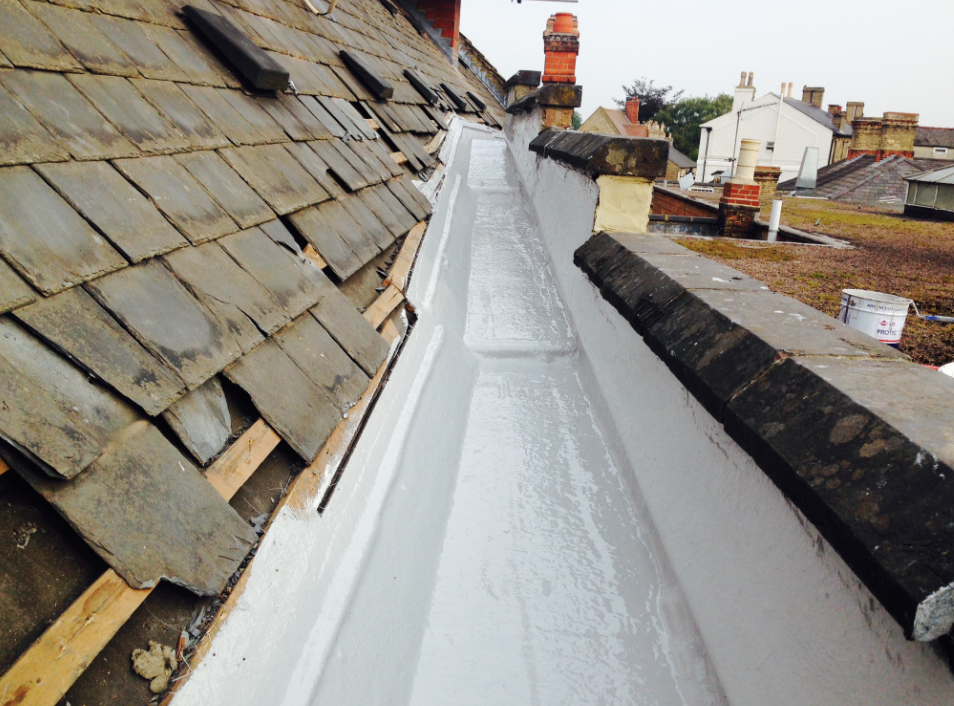 flat roofing cotswolds